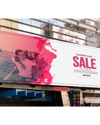 Vinilo para vallas publicitarias en Almeria