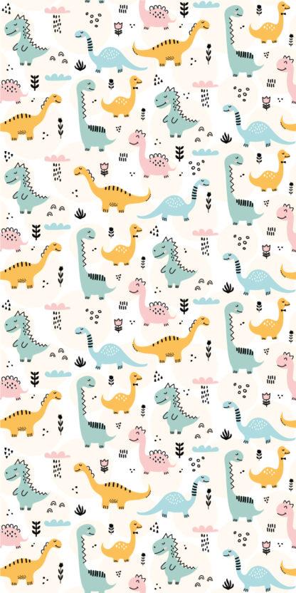 Vinilos infantiles dinosaurios